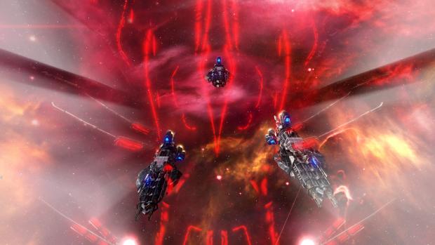 Shattered Stars: A Deepness Within Teaser Demo v1.1 for Windows