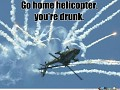 Helicopter Buff