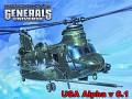 Generals Universe 0.1
