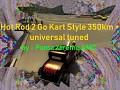 hot rod 2 go kart style universal tuned