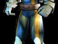 Bishop MUA2 Outfit - PS2 Skin