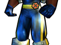 Bishop Original Outfit - PS2 Skin