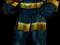 Bishop Uncanny X-Men (Vol 5) Outfit - PS2 Skin