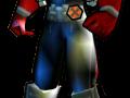 Bishop X-Treme X-Men Outfit - PS2 Skin