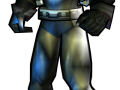 Bishop X-Treme X-Men Outfit 2 - PS2 Skin