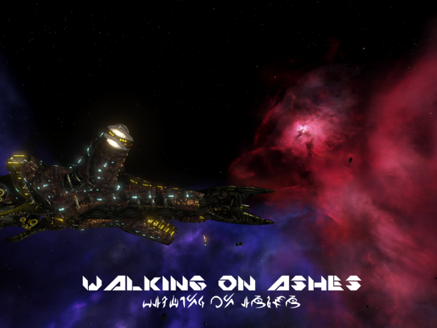 Walking On Ashes v103