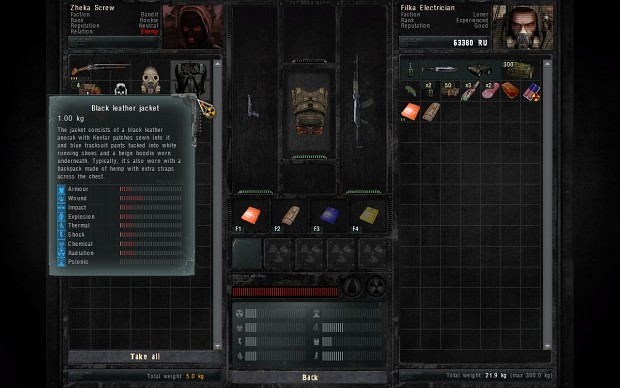 Outfit Loot Vanilla CoC 1.4.22 - Fully configurable