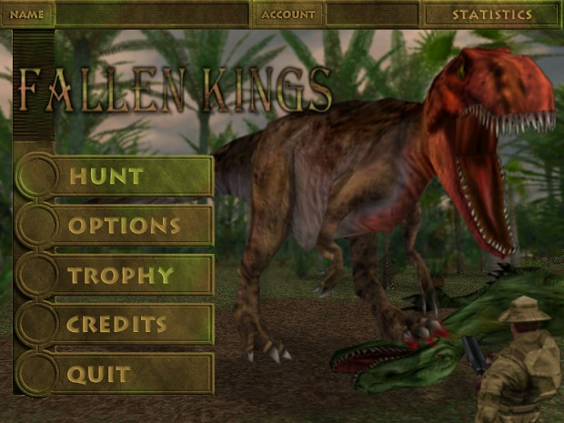 Carnivores Fallen Kings beta 1.95