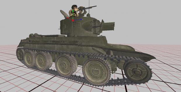 bt7a快速坦克