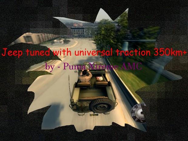 jeep universal tuned