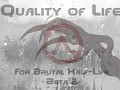 Quality of Life Script Mod for Brutal Half life (Beta 2)