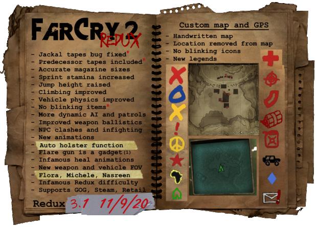 Far Cry 2 Redux