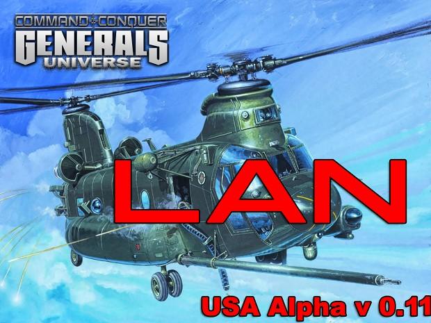 Generals Universe 0.1.1