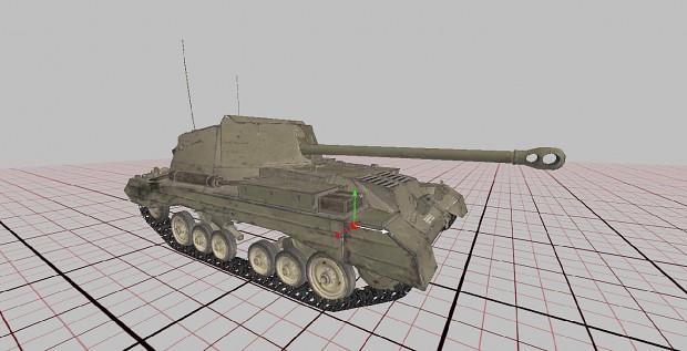 长弓手自行反坦克炮