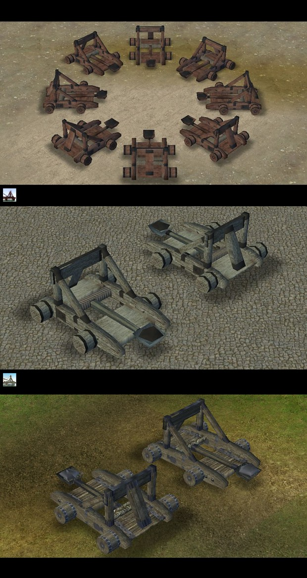 Catapult Skin Pack