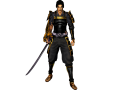 Black-Gold Holy Armor