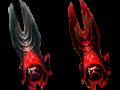 Dark Oni Gauntlet