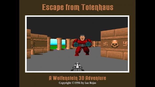 Escape from Totenhaus - Mac Version