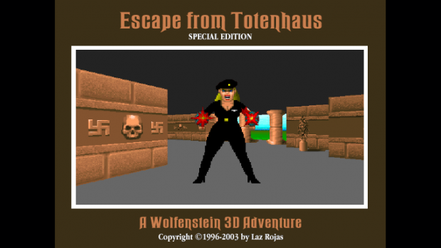 Escape from Totenhaus: Special Edition (Mac Version)