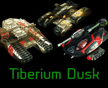 Tiberium Dusk 1.22 Release