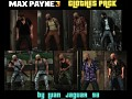 Max Payne 3 Clothes Pack by LuanJaguar93