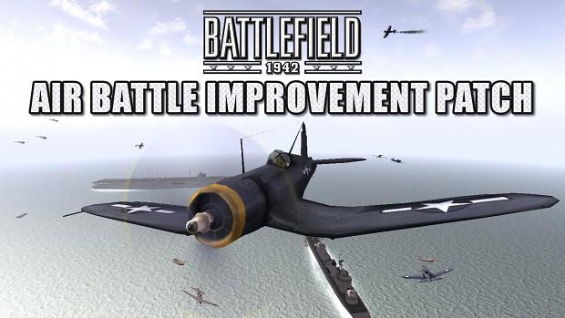 Battlefield 1942 Air Battle Improvement Patch V2.0