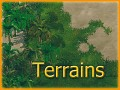 7 New Terrains for Random Map