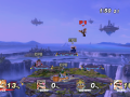 Super Smash Bros. Ultimate for Wii pre-alpha v0.1