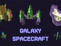 Galaxy Spacecraft