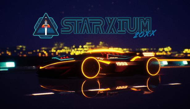 Starxium 20XX public pre-alpha demo