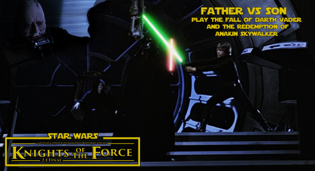 Knights of the Force 2.1 Update: 02/09/19