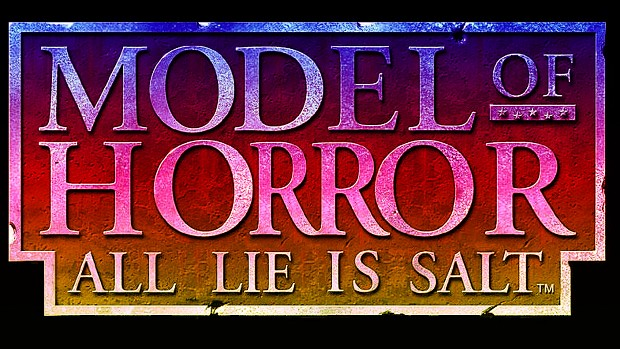 Model of Horror: All Lie Is Salt - 1.1 (compatible with War Chest)