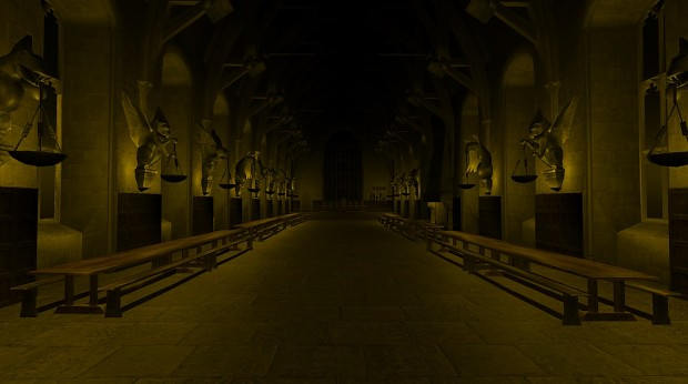 Hogwarts Demo