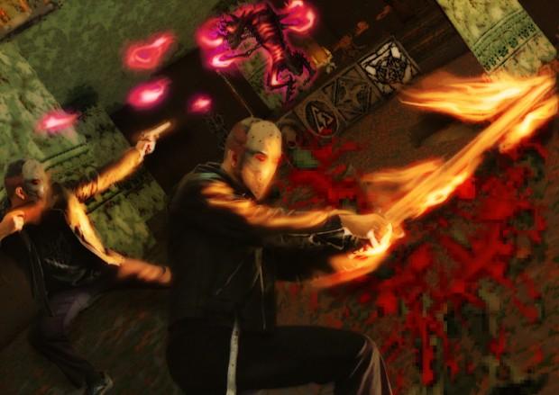 Mercenary: Dark Power
