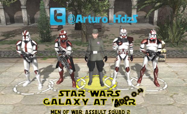 battlefront squad