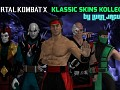 Mortal Kombat XL - Klassic Skins Kollection by LuanJaguar93