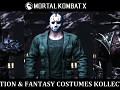 Mortal Kombat XL - Fantasy & Edition Costumes Kollection