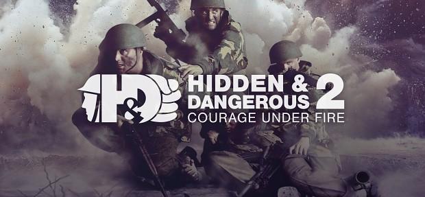Hidden & Dangerous 2 - Retextures (ESRGAN Upscale 2X)