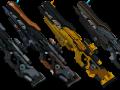 CSO2 M99 Railgun
