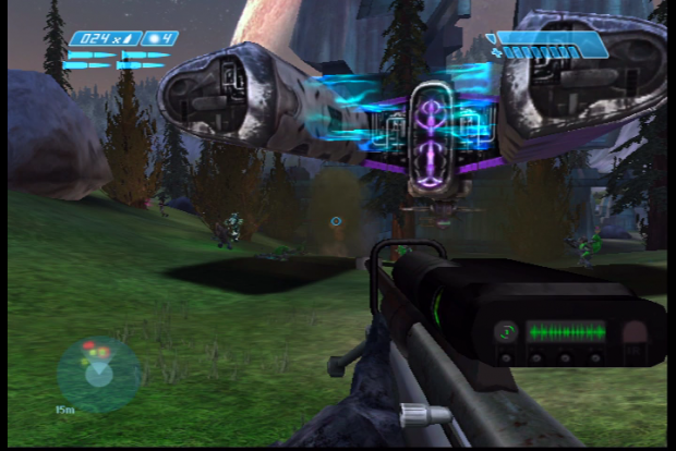 Halo: Covenant Edition: Prototype [PC] - Play as a Grunt