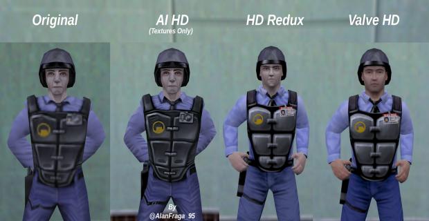 Barney HD Redux