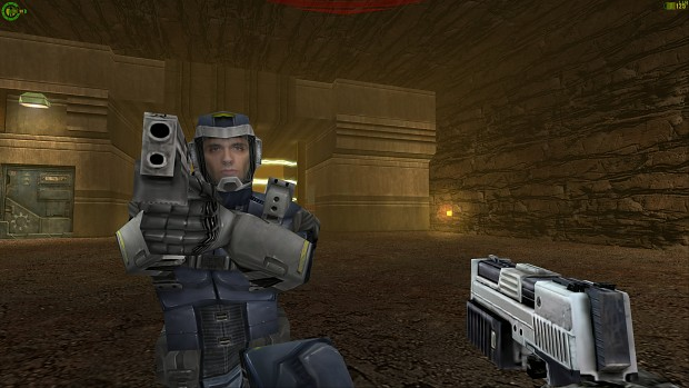 Red Faction AI Upscale Textures.