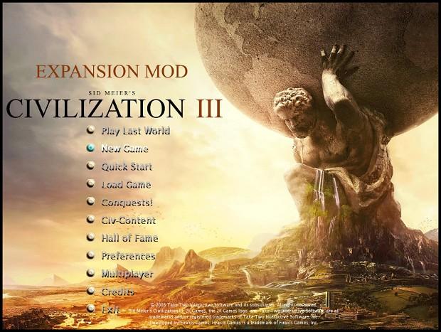 Expansion Mod v1.3 (Outdated)