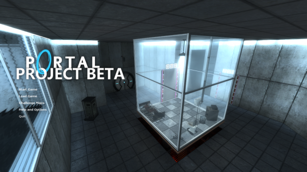 Portal Project-Beta 2010 Edition