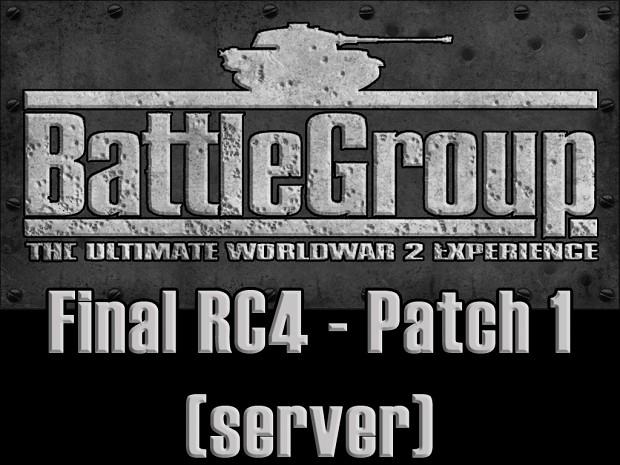 BG42 Final RC4 - Patch 1 (server)