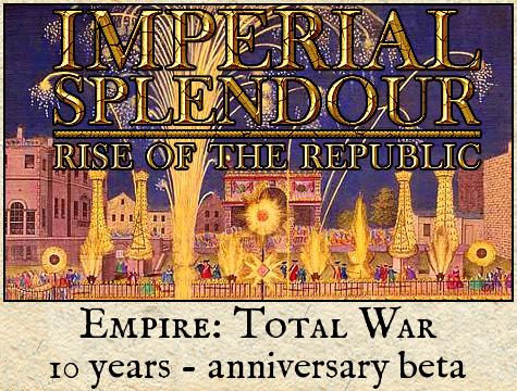 Empire: Total War's 10th anniversary beta
