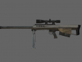 BP4F SR M95 Elite  skin