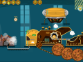 Trailer of 3 game worlds in Steampunk Idle Spinner