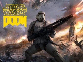 Xim's Star Wars Doom Standalone Version