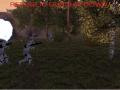 Republic Gunship Down